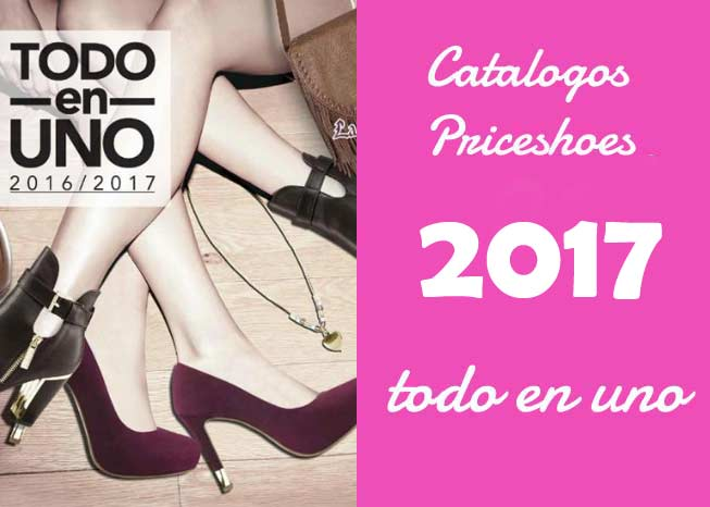 Price shoes catalogos 2016