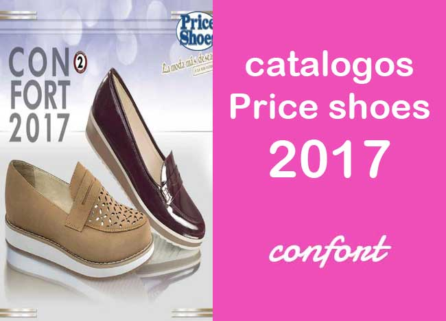 catalogo de calzado confort price shoes