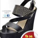 Catalogo calzado  europiel campaña 5 2013