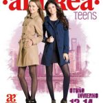 Catalogo de zapatos Andrea teens 2013 2014