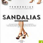 Catalogo zapatos saga falabella primavera verano 2014