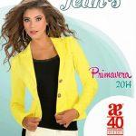 catalogo Andrea 2014 jeans : primavera 2014