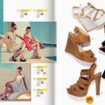 Catalogo de sandalias andrea 2015 para la estación  verano