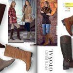 Catalogo Andrea zapatos  cerrado otoño invierno 2016