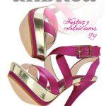 Catalogo Andrea zapatos de fiesta 2016