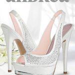 Catalogo Andrea  2016 Zapatos de fiestas
