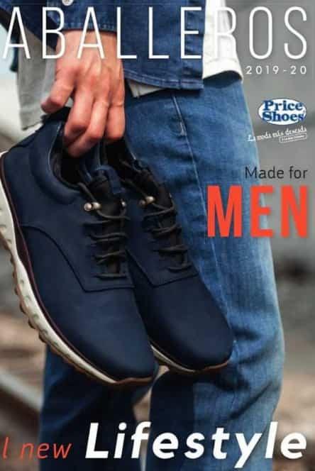 Catalogo Price Shoes Caballeros 2019