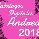 ANDREA zapatos 2018 todos los Catalogos Digitales Primavera