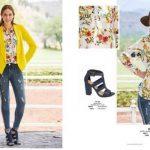 combinar ropa estampado florales 2019  vestidos