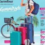 carrefour folleto viajes julio 2019