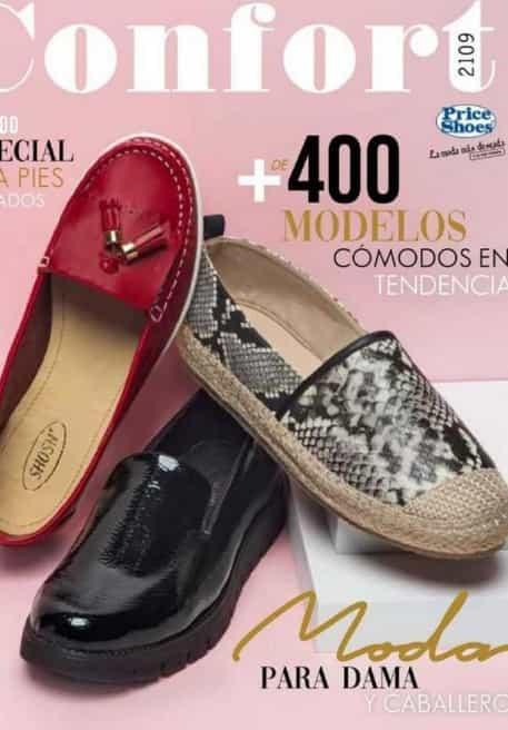 d5e24903 PRICE SHOES catalogos 2019 Completos >> Ofertas