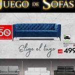 catalogo conforama : juego de sofas junio 2019
